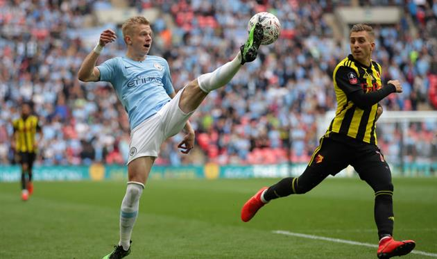 Alexander Zinchenko, getty pictures