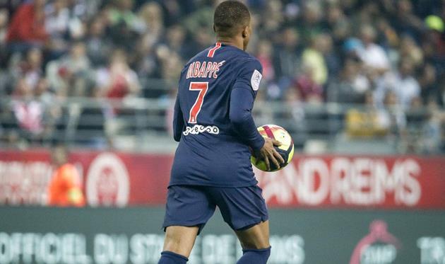 Килиан Мбаппе, photo PSG FC