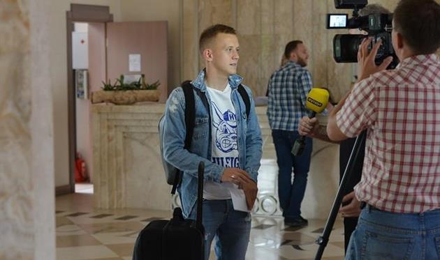 Иван Петряк, фото УАФ