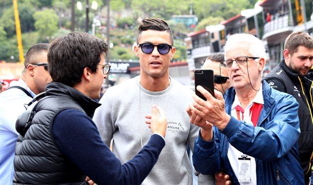 Криштиану Роналду уже покинул Турин, Getty Images