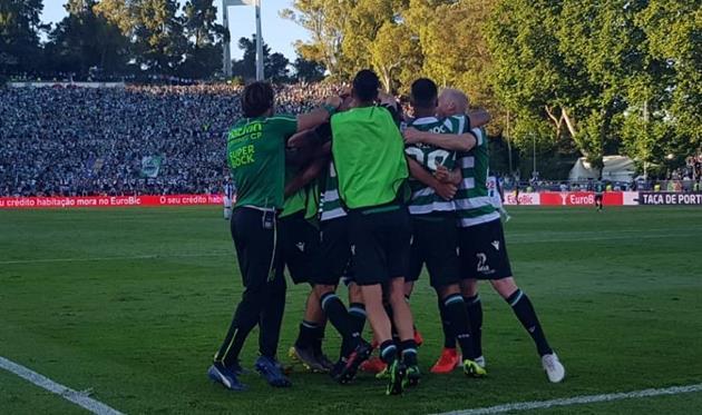 Спортинг обыграл Порту в серии пенальти и выиграл Кубок Португалии