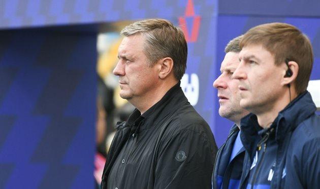 Хацкевич использовал в матче со Львовом 9 воспитанников Динамо