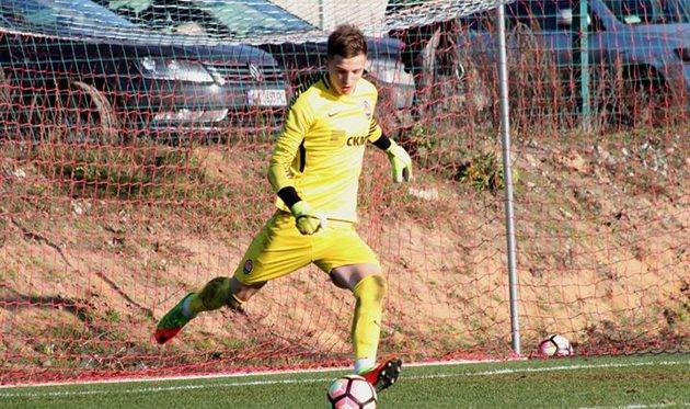 17-летний Трубин дебютирует в воротах Шахтера