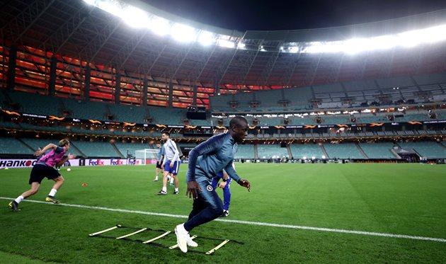 Нголо Канте, фото: УЕФА