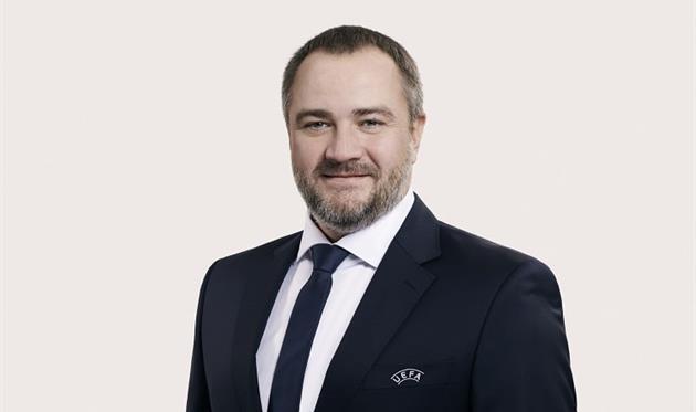 Павелко избрали главой Комитета УЕФА по статусу игроков, трансферов и агентов