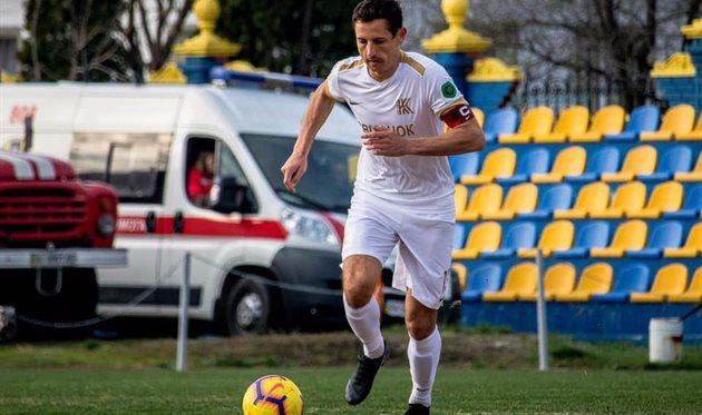 Виталий Гавриш, фото ФК Колос Ковалевка