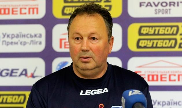 Червенков — о сверхрезультативности Черноморца: Бывают случайности в футболе