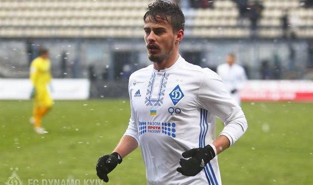 Александар Пантич, фото ФК Динамо Киев
