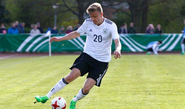 Футболку сборной Германии Леннард Мэлони уже не наденет, Getty Images