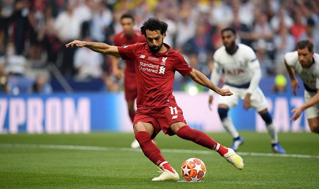 Мохаммед Салах, Getty Images