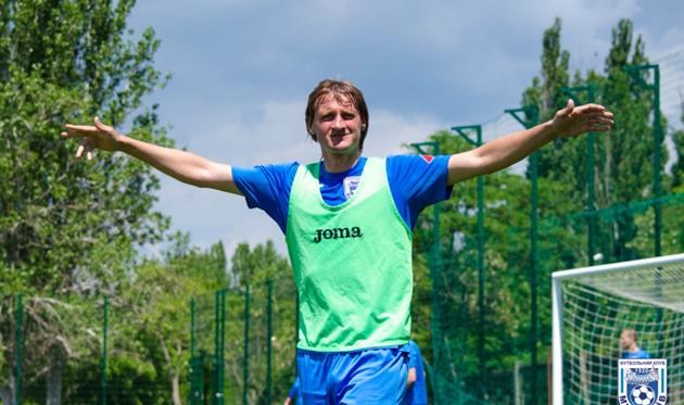 Дмитрий Назаренко, фото: ФК Николаев