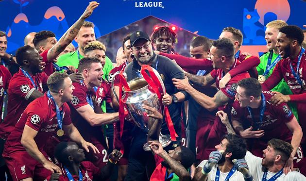 Выиграй футболку Ливерпуля — итоги конкурса