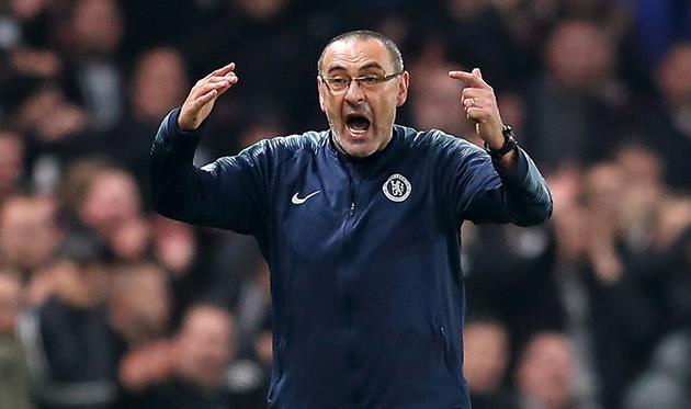 «Ювентус» готов купить договор Сарри у«Челси»
