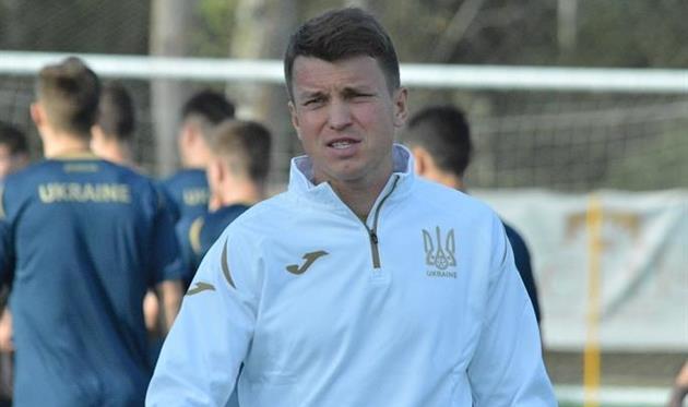 Руслан Ротань, УАФ