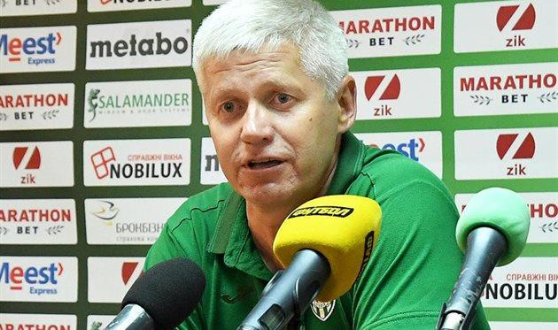 Александр Чижевский, фото ФК Карпаты