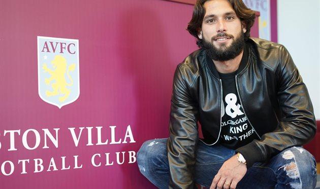 Жота, photo Aston Villa FC