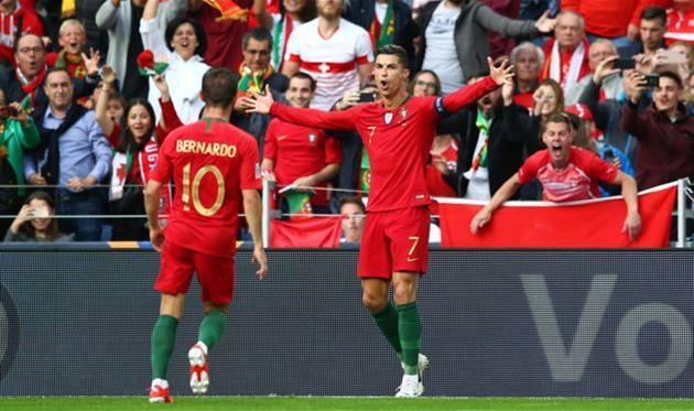 Португалия — Швейцария, Getty Images