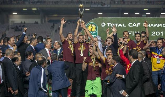 Финал африканской Лиги чемпионов будет переигран, Эсперанс должен вернуть свои медали