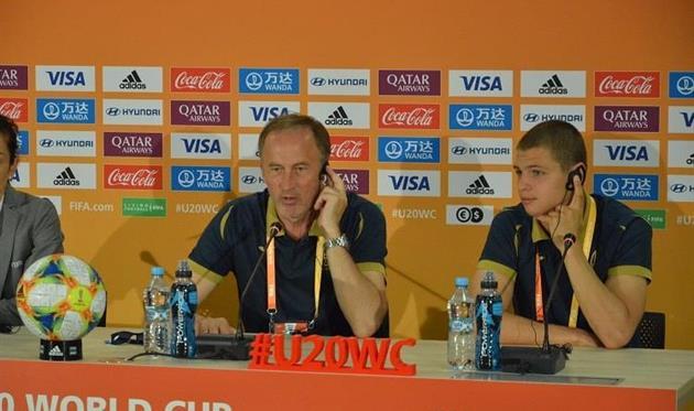 Александр Петраков (по центру), фото: УАФ