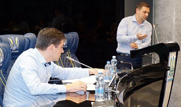 Заседание ПФЛ, pfl.ua