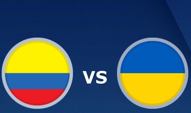 Колумбия - Украина