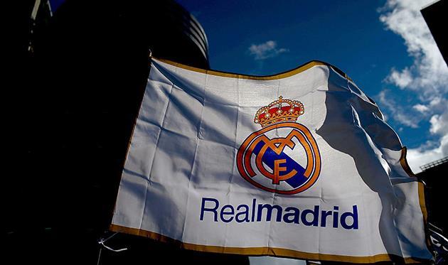 Новая футболка Реала, realmadrid.com