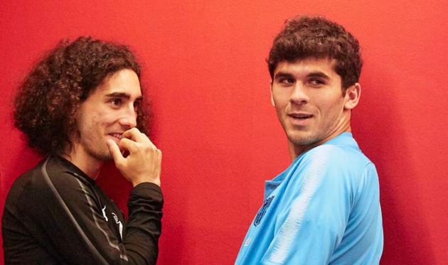 Кукурелья и Аленья оказались лишними в сборной Испании U-21 перед поездкой на Евро