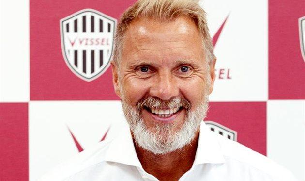 Торстен Финк, photo Vissel Kobe FC