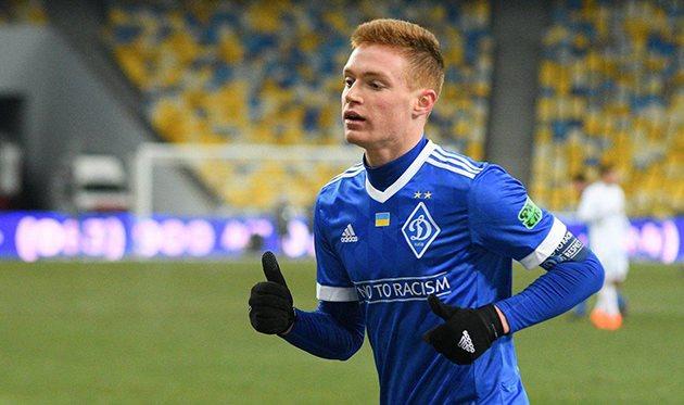 Виктор Цыганков, t.me/DynamoKyiv