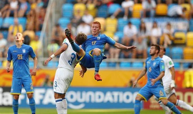 Ефим Конопля, fifa.com