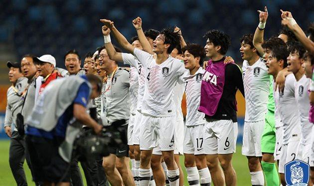 Южная Корея U-20, kfa.or.kr