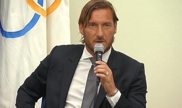 Франческо Тотти, фото Sport Mediaset