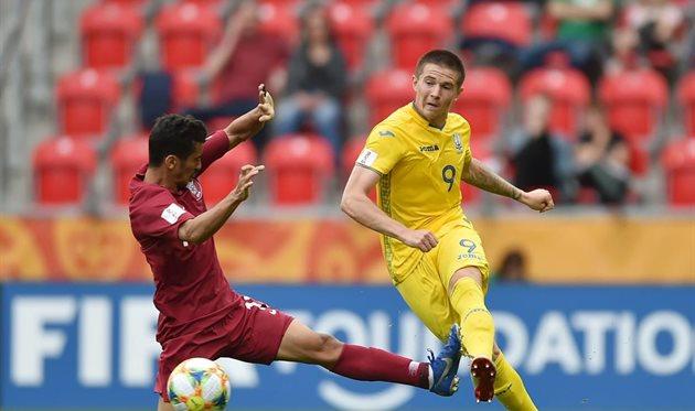 Виктор Корниенко, fifa.com