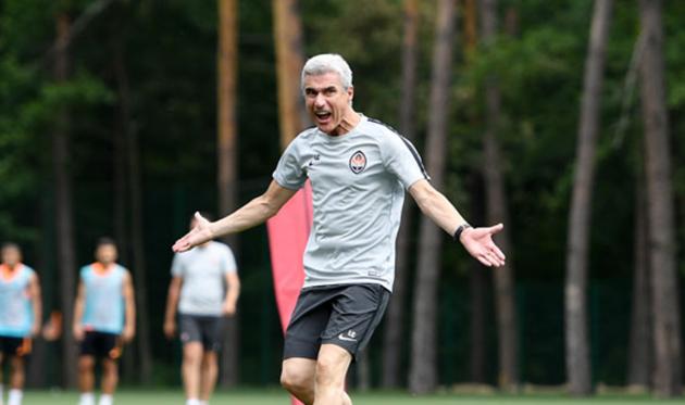 Луиш Каштру, фото ФК Шахтер