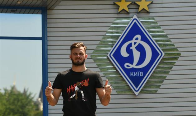 Сергей Булеца, фото фк Динамо