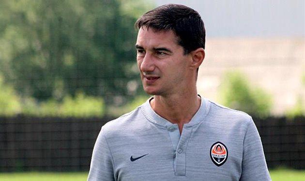 Валерий Кривенцов, фото ФК Шахтер