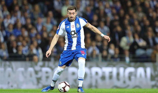 Эктор Эррера, photo FC Porto