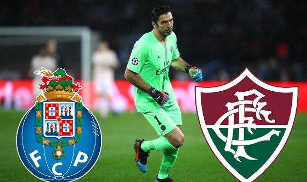Джанлуиджи Буффон, Football.ua/Getty Images/FC Porto