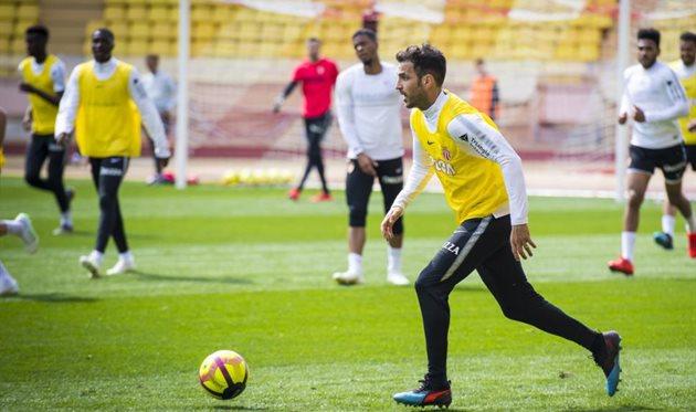 Сеск Фабрегас, photo AS Monaco