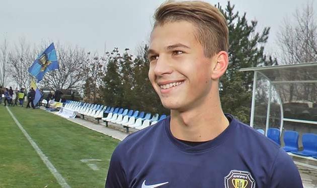 Владислав Супряга, scdnipro1.com.ua