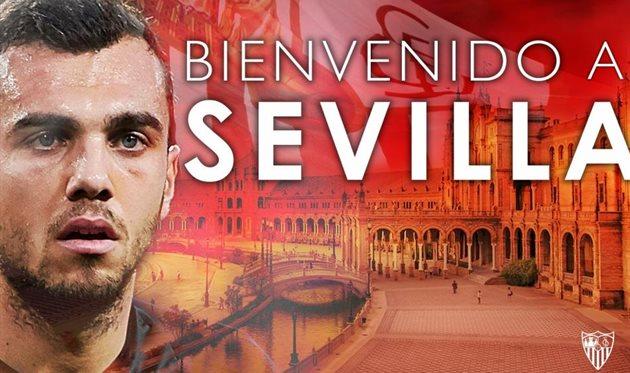 Жоан Хордан, photo Sevilla FC