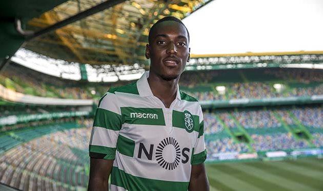 Рафаэл Камашу, sporting.pt