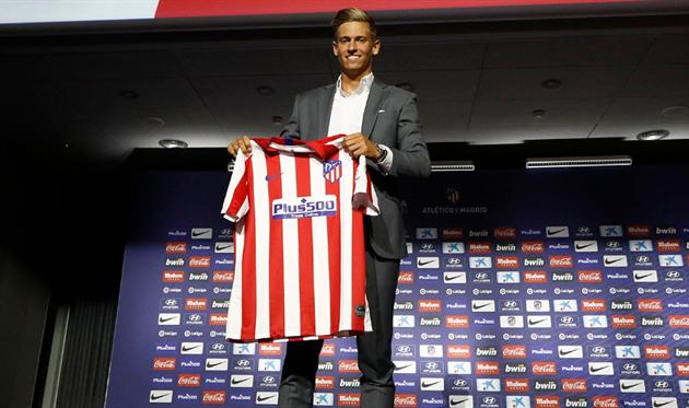 Маркос Льоренте, photo Atletico de Madrid