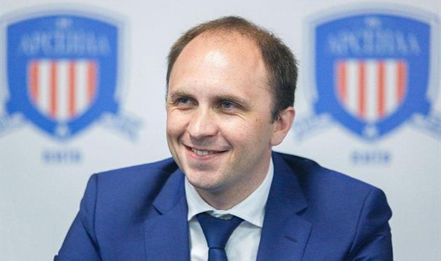 Александр Москаленко, фото фк Арсенал-Киев