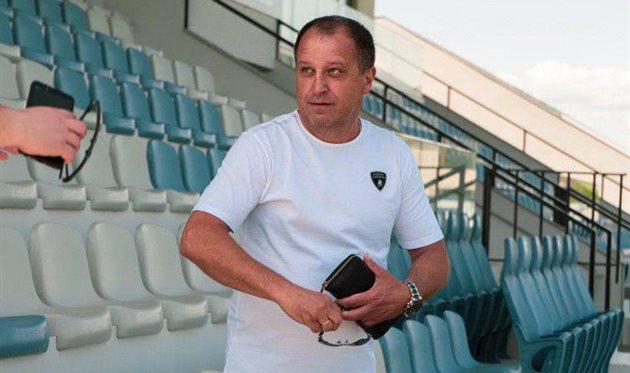Юрий Вернидуб, фото ФК Минай