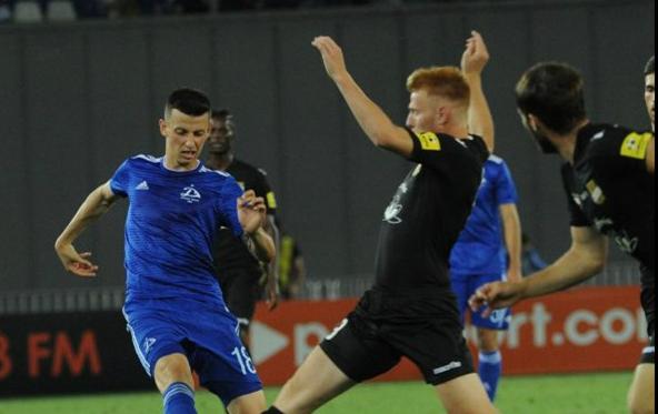 Дмитрий Иванисеня, фото ФК Заря