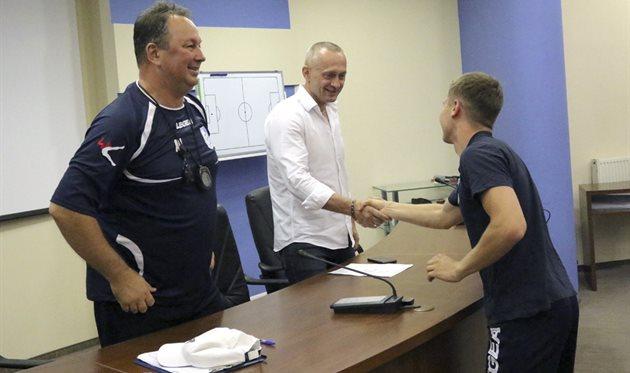 Анатолий Мисюра, ФК Черноморец