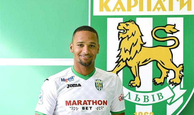 Мартинс отмеился дебютным голом за Карпаты, фото ФК Карпаты