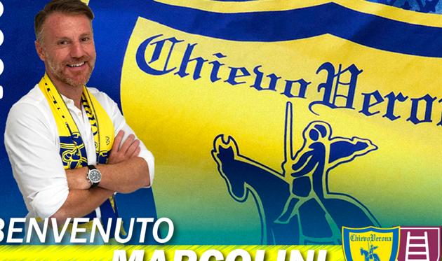 Микеле Марколини, photo Chievo Verona