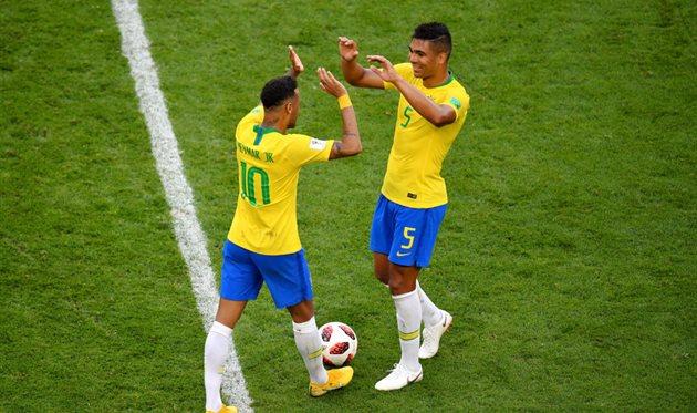 Лучший бразилский футболист неймар